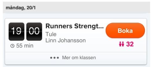 runner strength 20 januari linn johansson