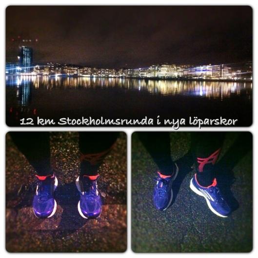 Stockholmsrunda löpning löparblogg adidas adizero boston